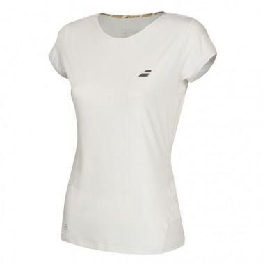 15b64d7976af Футболка для тенниса женская Babolat PERF CAP SLEEVE TOP WOMEN 2WS18031/1000