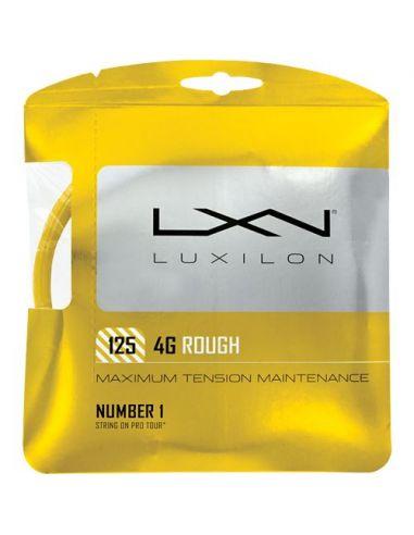 Струны теннис LUXILON 4G ROUGH 125 SET SS15 купить в Киеве Украина