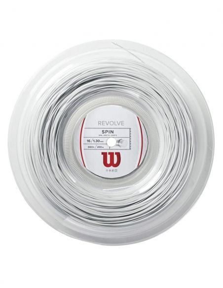 Струны теннис Wilson REVOLVE 1,35 200 m WHITE SS15 купить в Киеве Украина