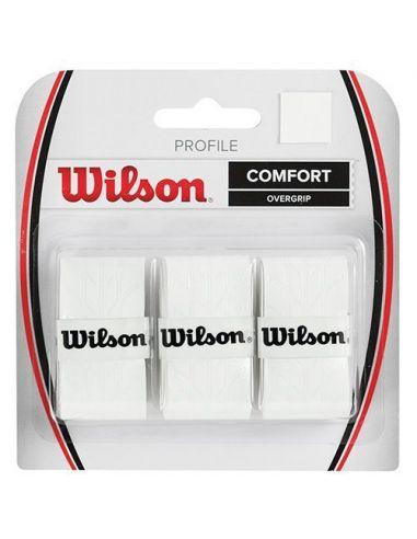 Намотка Wilson profile overgrip white 3pack купить в Киеве Украина