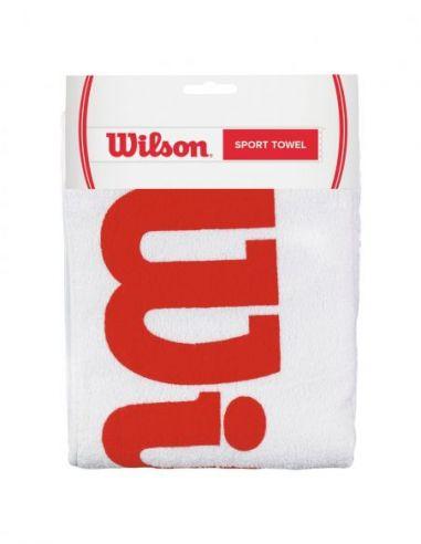 Полотенце Wilson Sport towel white 2014 year купить в Киеве Украина