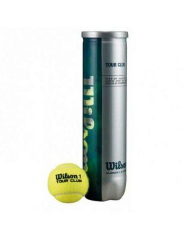 Мячи теннисные Wilson TOUR CLUB 4 BALL SS13 купить в Киеве Украина