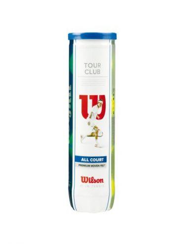 Мячи теннисные Wilson TOUR DAVIS CUP 4 BALL SS14 купить в Киеве Украина