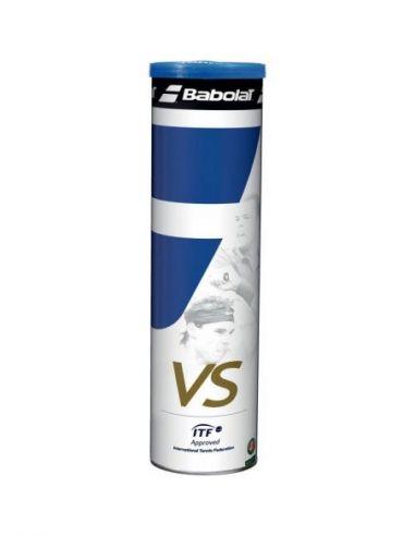 Банка мячей BABOLAT для большого тенниса VS N2 X4 купить в Киеве Украина