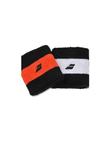 Напульсник Babolat reversible wristband black/orange. купить в Киеве Украина