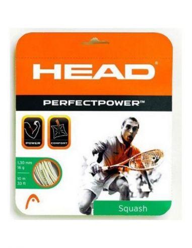 Струны HEAD Perfect Power Squash 17 White купить в Киеве Украина