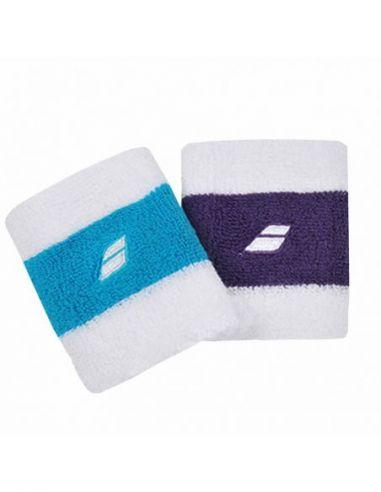 Напульсник Babolat reversible wristband turquoise/purple. купить в Киеве Украина