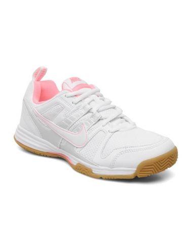 Кроссовки для сквоша Nike Womens Multicourt 10 white-pink купить в Киеве Украина