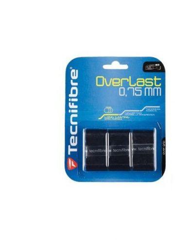 Намотка TECNIFIBRE Overlast Wrap (3pcs) Black+  14b1a0c534392