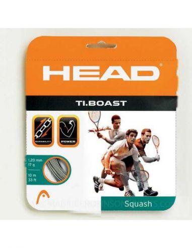 Струны HEAD Ti. Boast 17 Silver купить в Киеве Украина