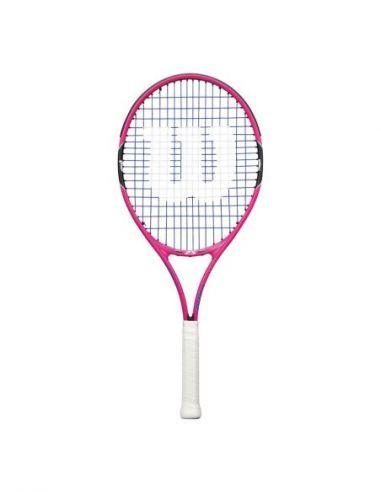 Детская теннисная ракетка Wilson Tennis rackets (Juniorrackets) Burn 25 - pink купить в Киеве Украина