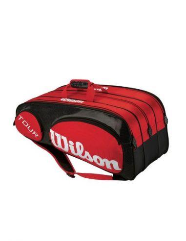 Чехол для сквоша Wilson Tour squash bag red* купить в Киеве Украина
