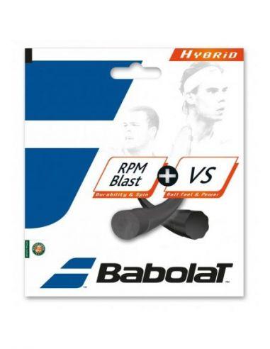 Струны BABOLAT HYBRID VS 130 + RPM 125 купить в Киеве Украина
