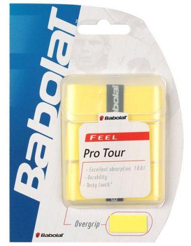 Намотка BABOLAT Pro Tour X 3 Yellow. купить в Киеве Украина