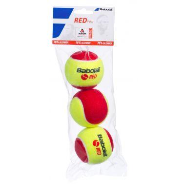 Мячи теннисные (3) RED FELT X3 без размера YELLOW 2017 (бан.) купить в Киеве Украина